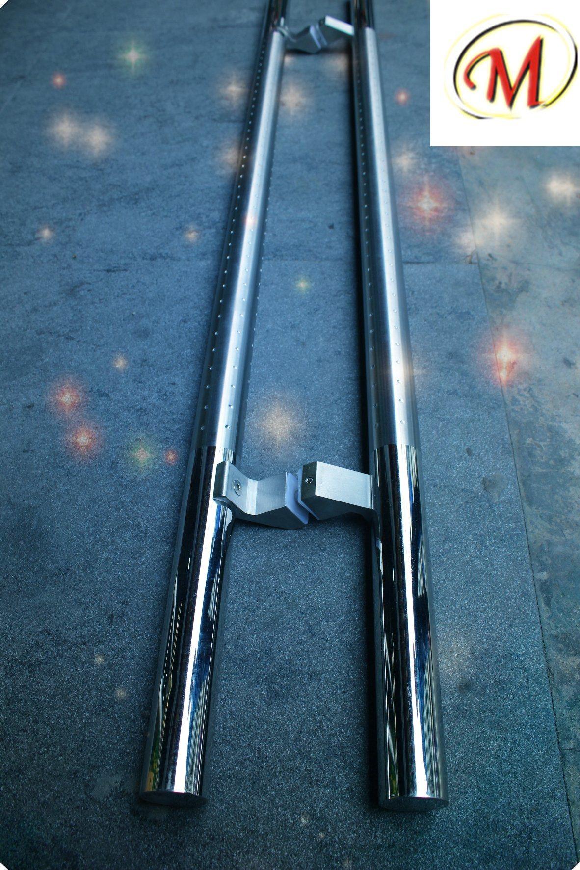 Glass Door Handle Stainless Steel Material