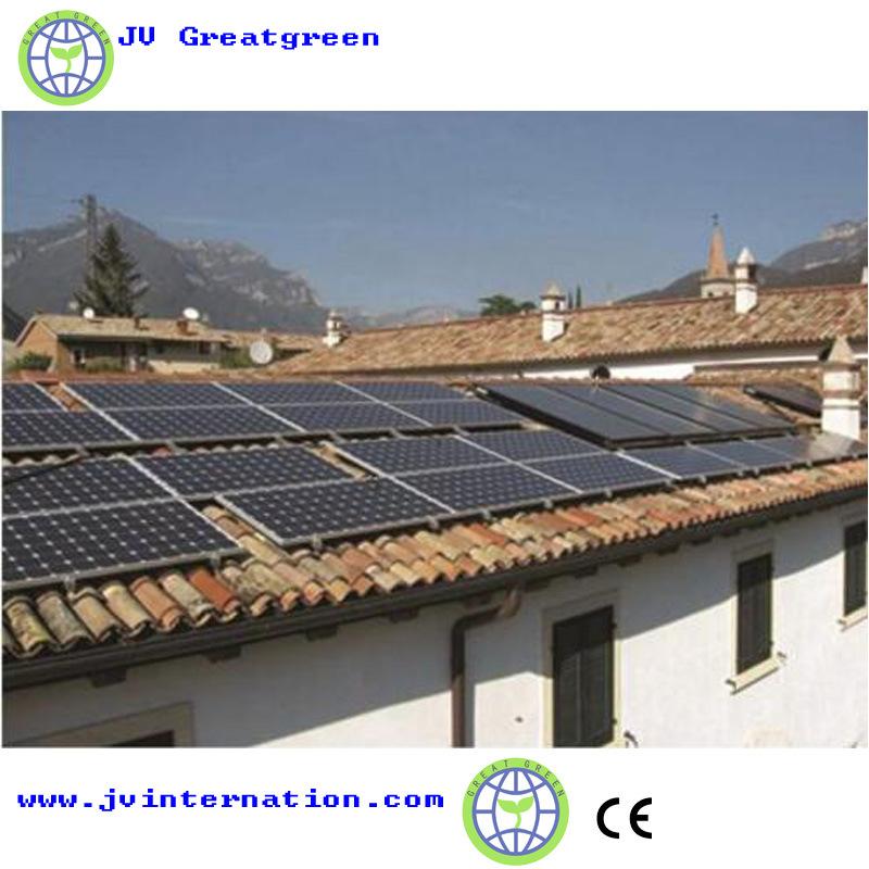 Family Use on-Grid Solar Energy