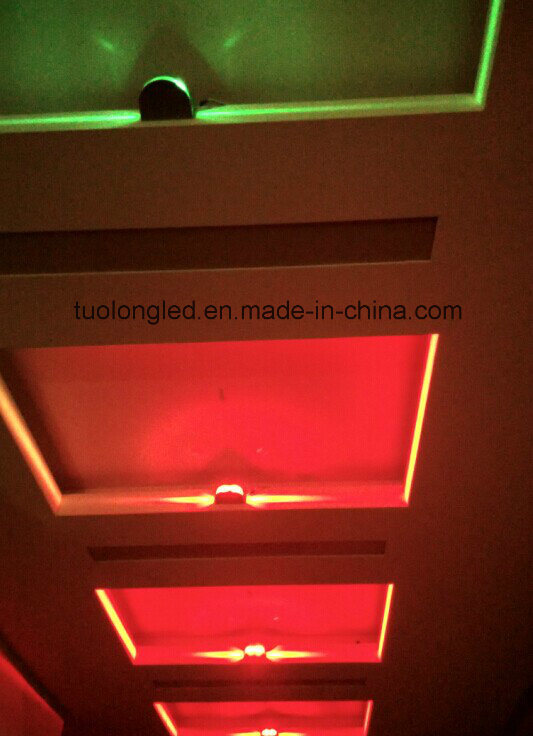 DMX LED Windowsill Light 12W RGB LED Outdoor Light
