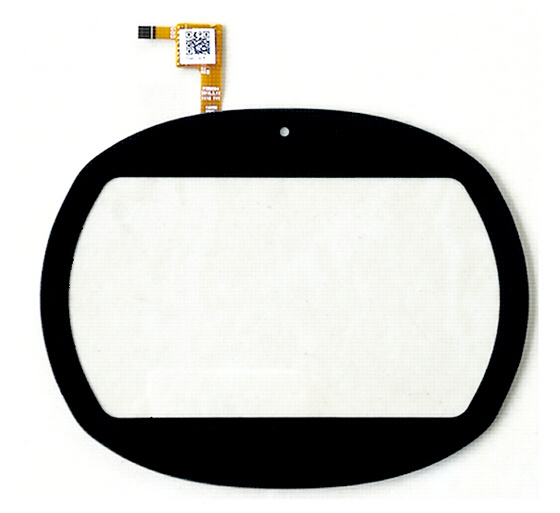 3.5 Inch Projected Capacitive Touch Panel Screen