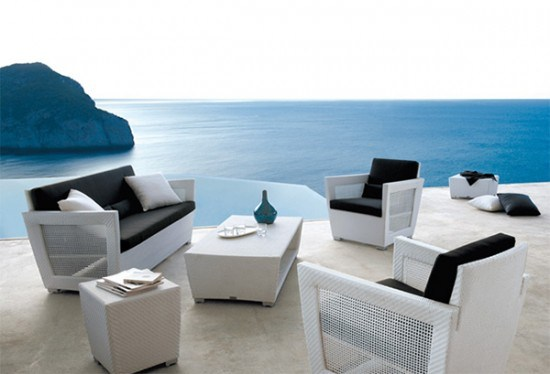 Outdoor Wicker Furniture for Your Home