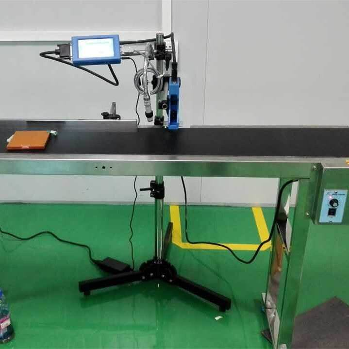 Number Inkjet Printer with Conveyor (HSSI TIJ printer)