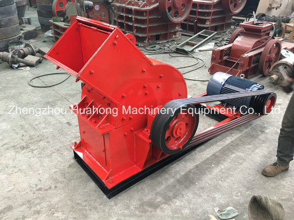 Large Capacity Stone Crusher Machine, 400*600 Hammer Mill Crusher with Hammers