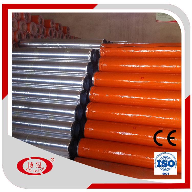 1.5mm Self Adhesive Bitumen Waterproofing Material for Roofing
