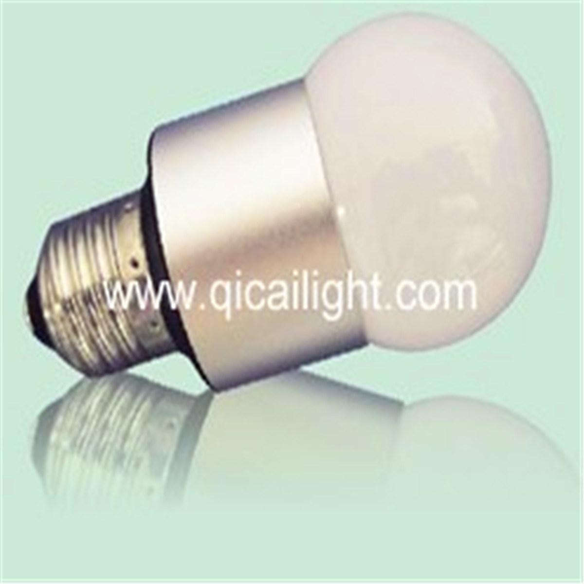 E27 Low Power LED Bulb (QC-E27-15LED-5050)