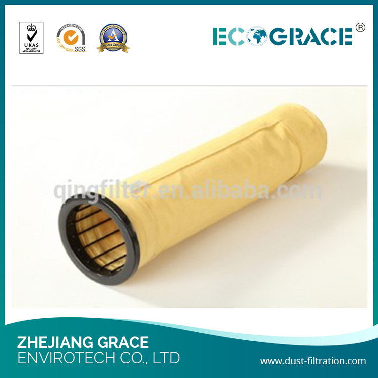 High Temperature Boiler Gas Purify Bag Filter P84 Material