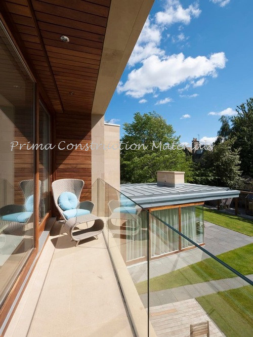Frameless Glass Railing (PR-02)