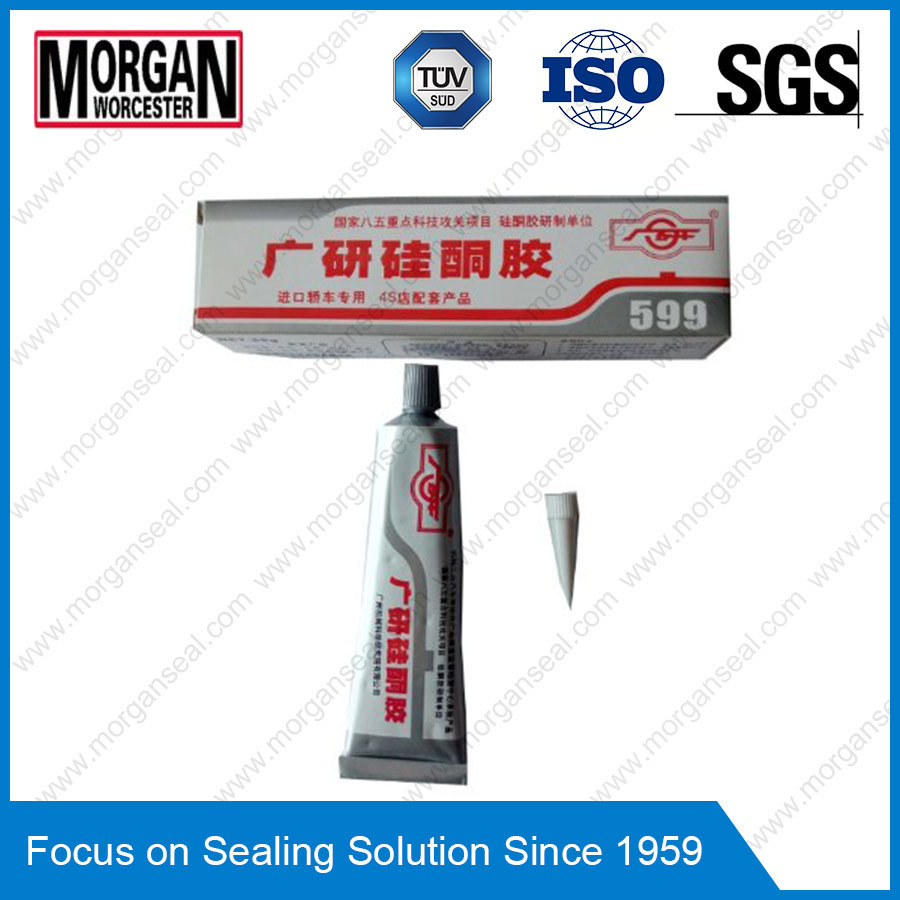 High Temperature One-Component Industrial Silicone Sealant
