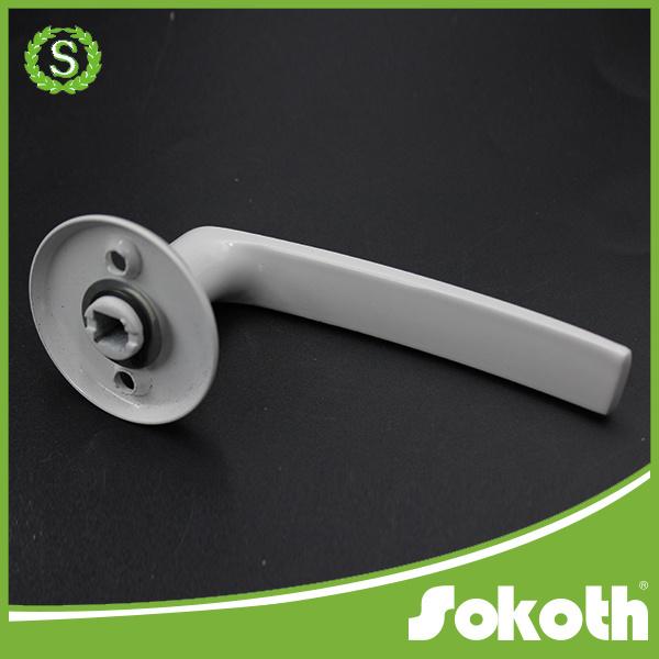 Russian Market Aluminum Alloy Door Handle for Bedroom