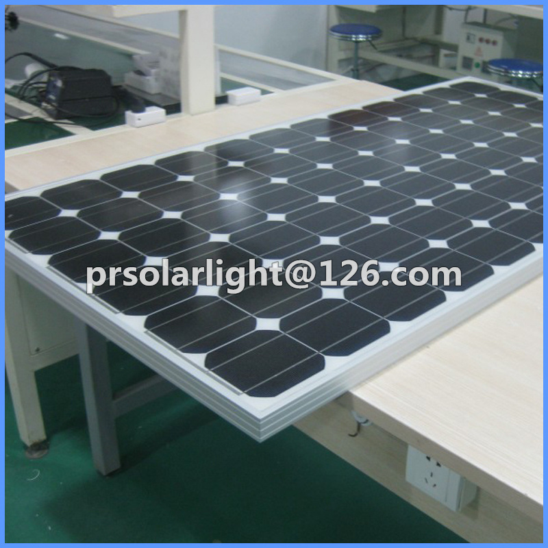 70W High Efficiency Mono Renewable Energy Saving Solar  Cells  for  Sale