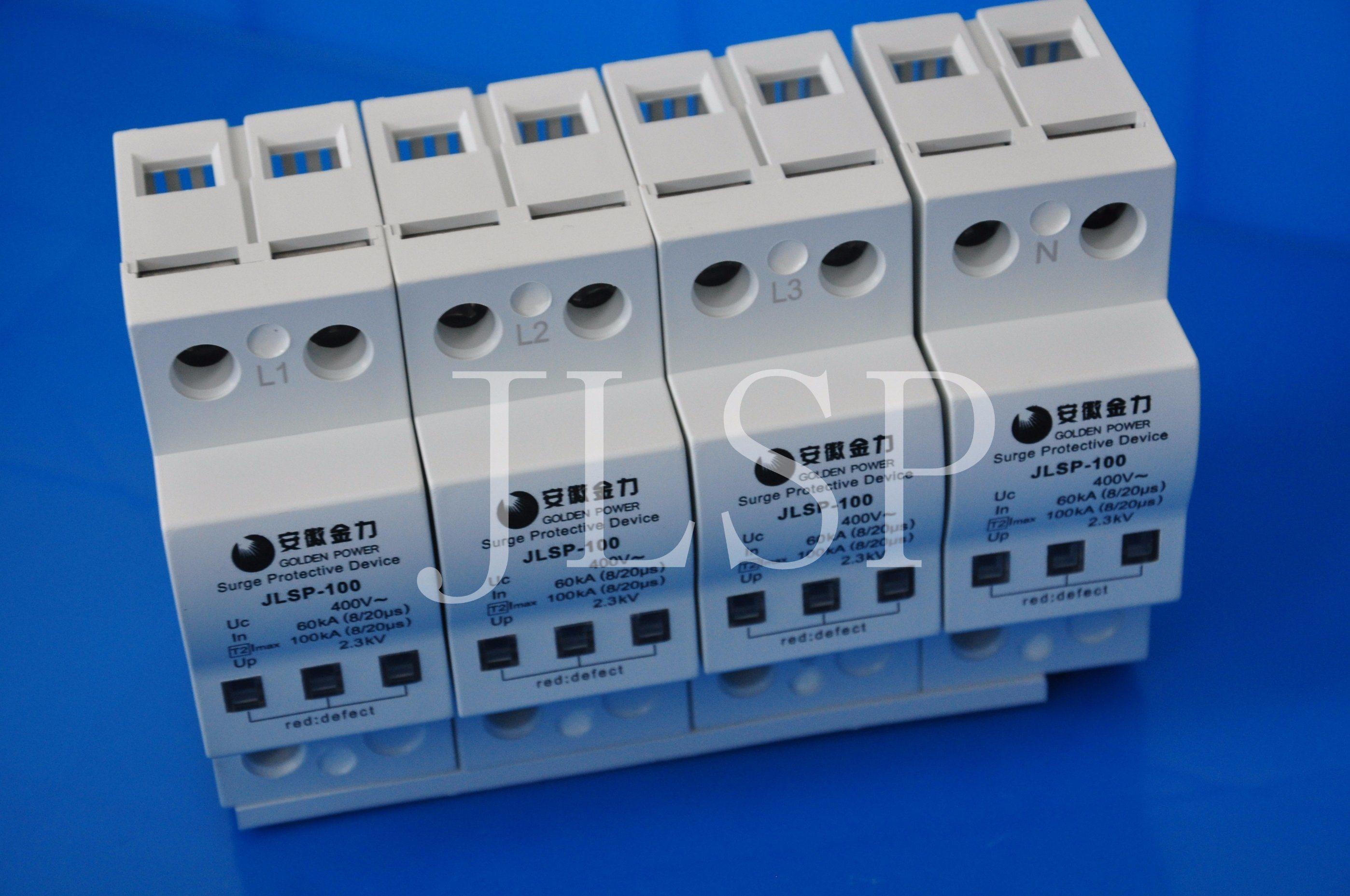 PV Application Solar 3p SPD/Surge Protector (GA7510-07)