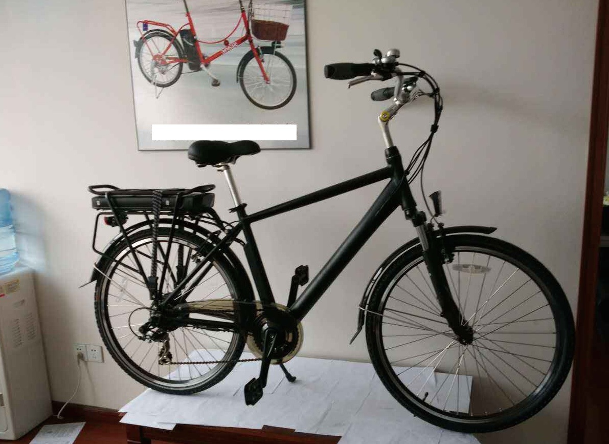 Electric Bike Bicycle with Aluminum Frame