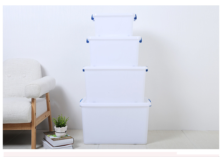 Hot Sale Plastic Products Colorful Plastic Storage Box Shoes Clothes Food Container Gift Box Packing Box