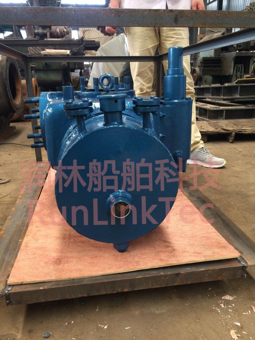 Twin Screw Pump for Oil-Gas Mixed Transportation/Twin Screw Pump/Gas-Oil/Marine Eqipment