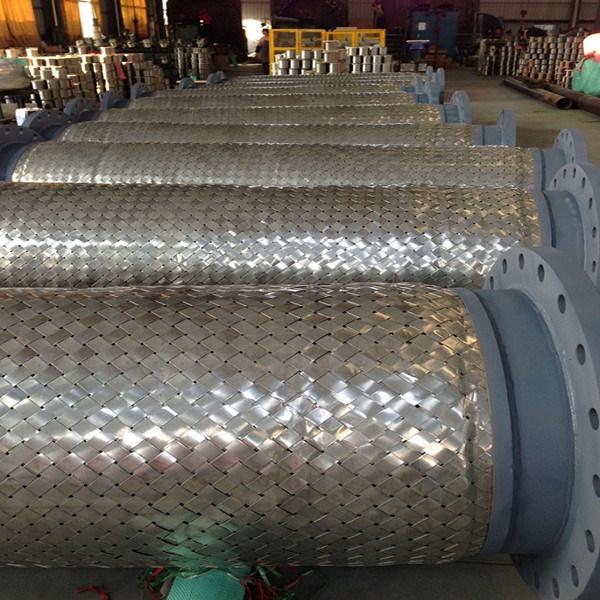 Stainless Steel Braided Flexible Metallic Hose