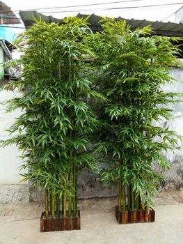 outdoor use artificial bamboo bamboo for garden decor - Bamboo Garden Decor