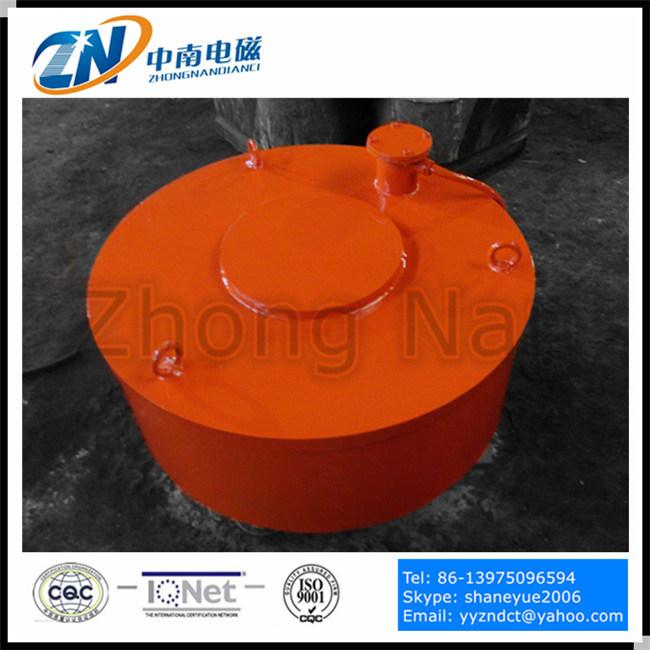 Circular Manual-Discharging Magnetic Separator for Ferror Material Separation Mc03