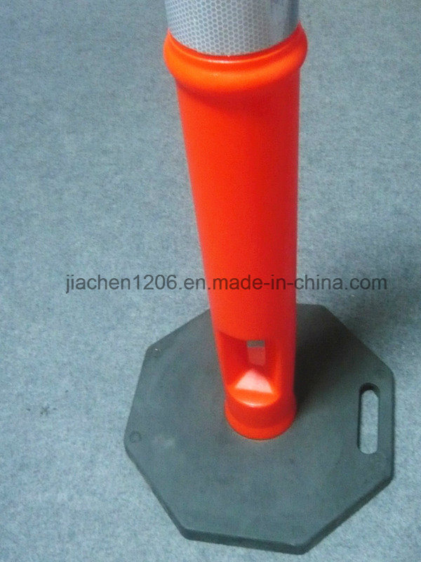 Simple Set-up 1150mm High Quality Reflective Plastic Post