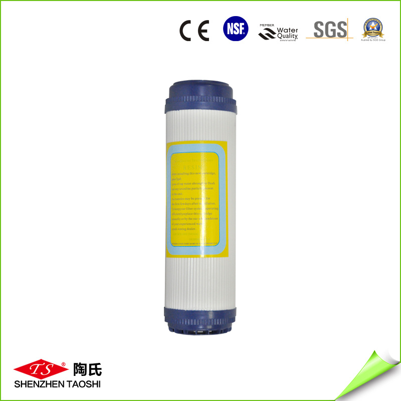 10 Inch GAC Activated Carbon Filter Cartridge for Water Filter