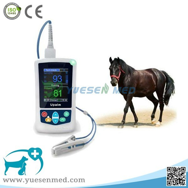 Yspo100V Easy Carrying, Handling Animal Oximeter Pulse