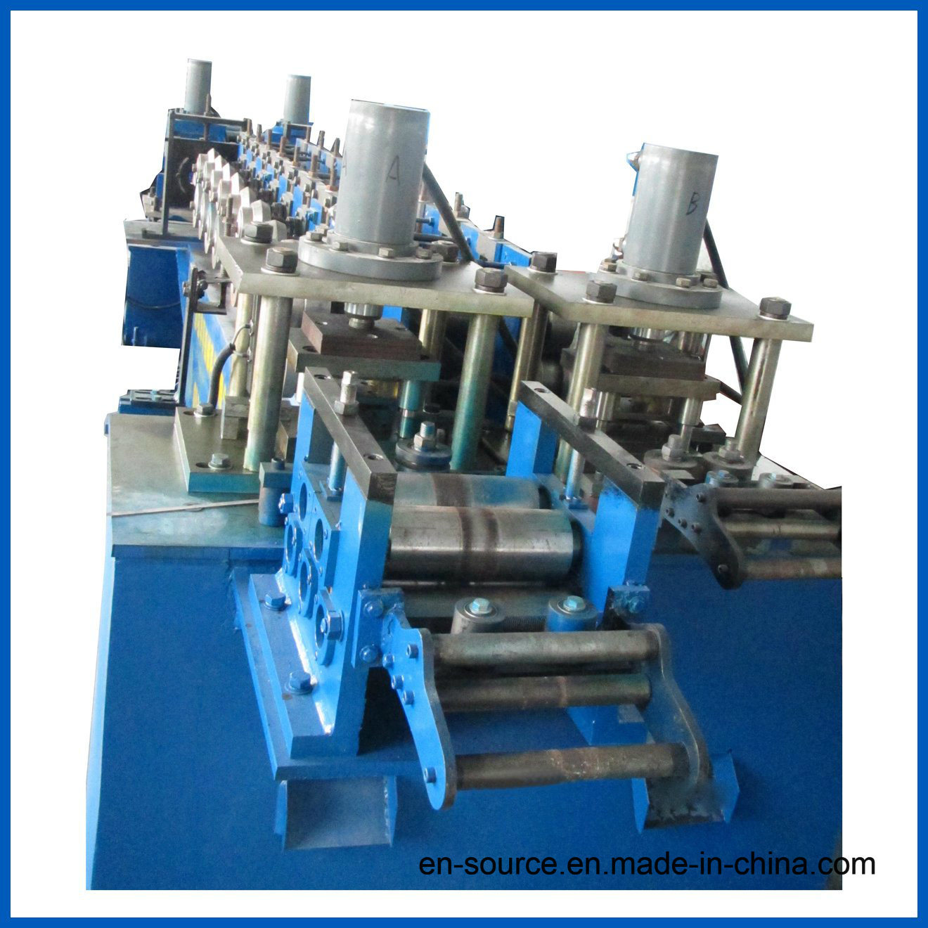 Metal Steel Cable Tray Manufacturer Making Machine Roll Forming Machine