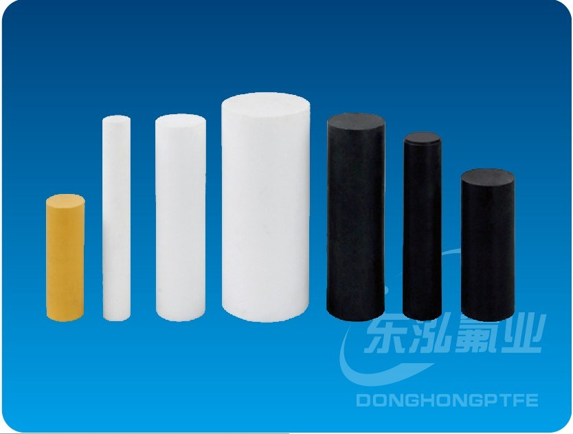 Teflon Rod Pipe Plastic Products PTFE Rod