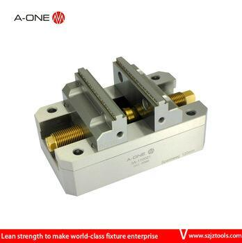 a-One CNC 5 Axis Self Centering Precision Vise for Precision Machine (3A-110021)