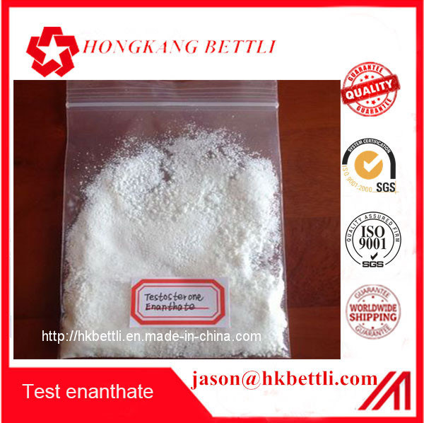 99% Legal Steroid Testosterone Enanthate for Muscle Building Test E