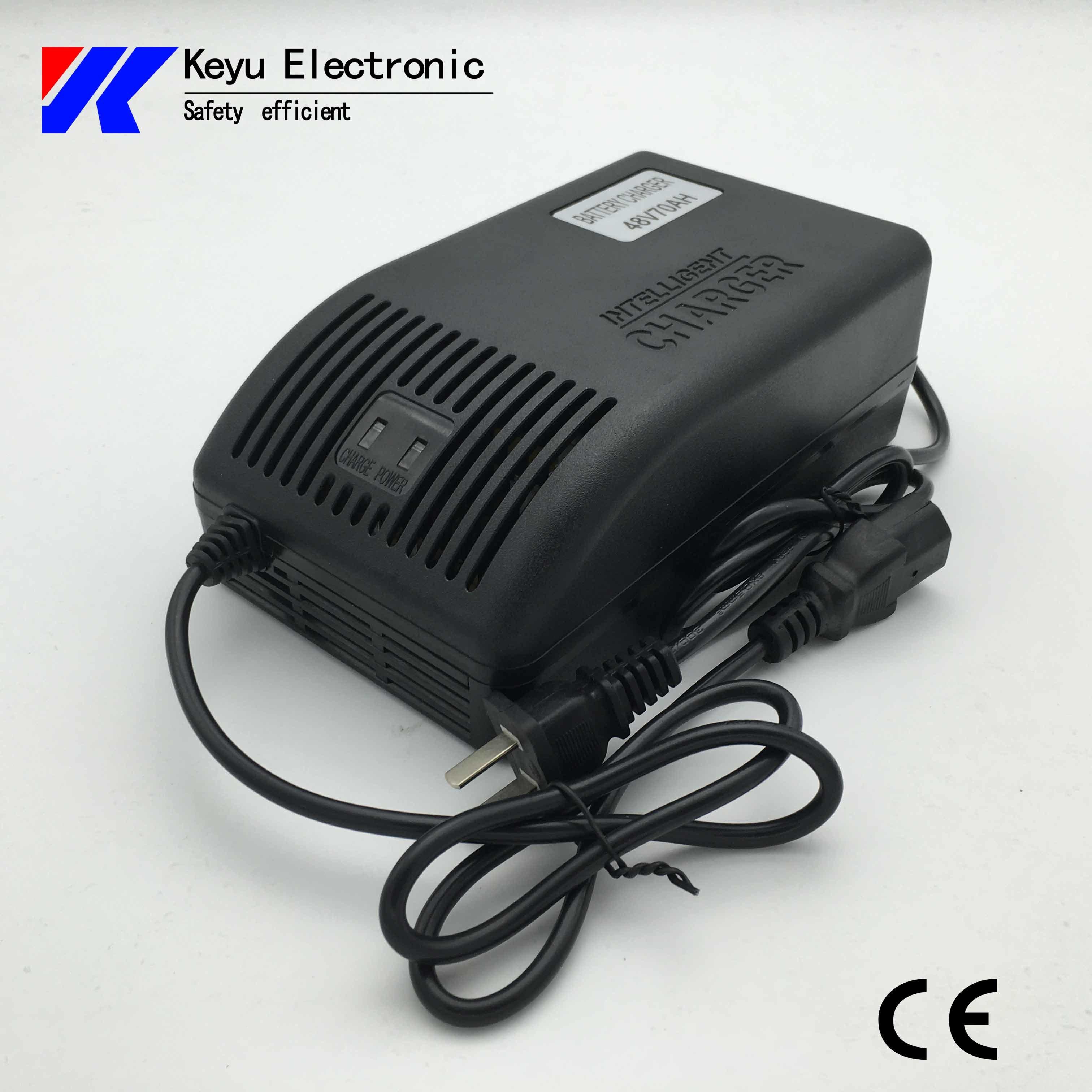 Ke Yu Ebike Charger (Lead Acid battery) 48V-40ah