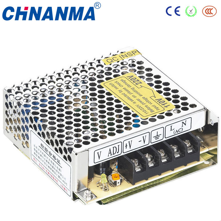 Aluminum Cast 48W Switching Power Supply