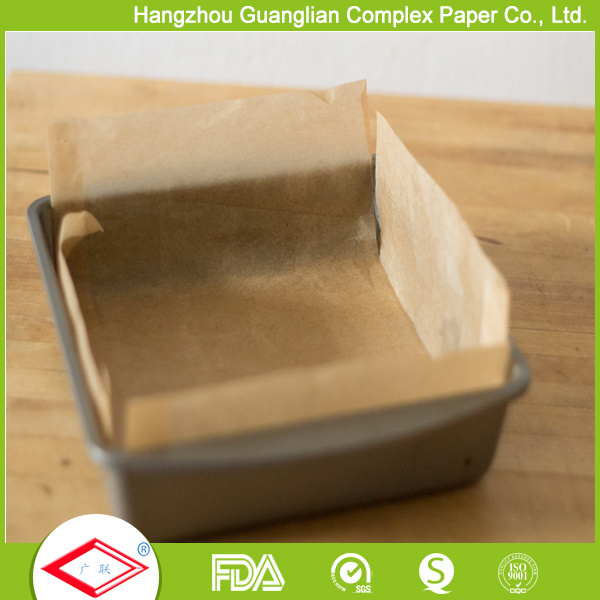 40g High Temperature Resistant Silicone Treated Bakery Paper