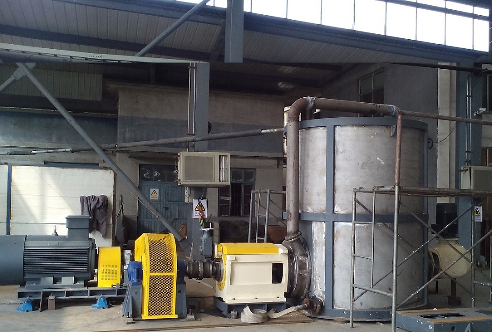 Waste Paper and Recycled Papernew Technology Hydrapulper
