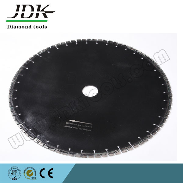 Sharp U Brazed Diamond Saw Blade for Granite Cutting