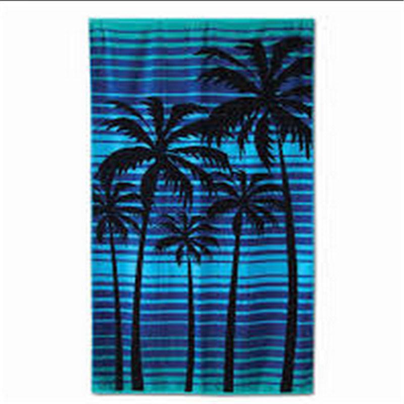 100% Cotton Competitive Price Velour Bath Towel Beach Towel