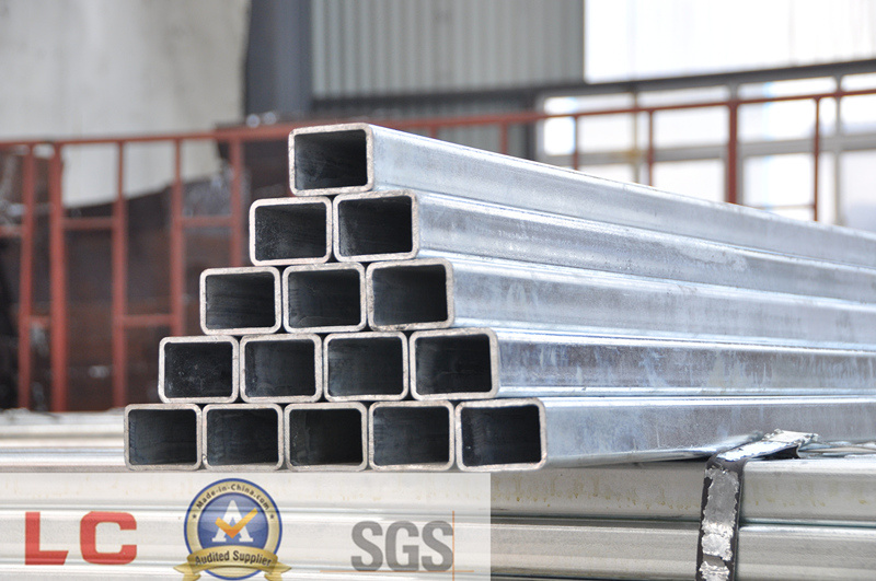 Galvanized Square /Rectangular Steel Tube