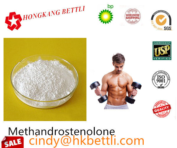 Dianabol Steroids Powder CAS 72-63-9 for Muscle Building