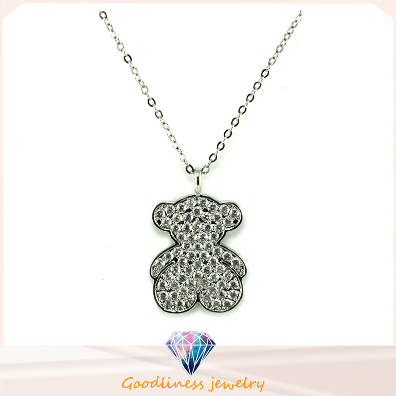 Cute Koala Beer Women Fashion Jewelry 2015 Hot New Arrival Necklace N6806