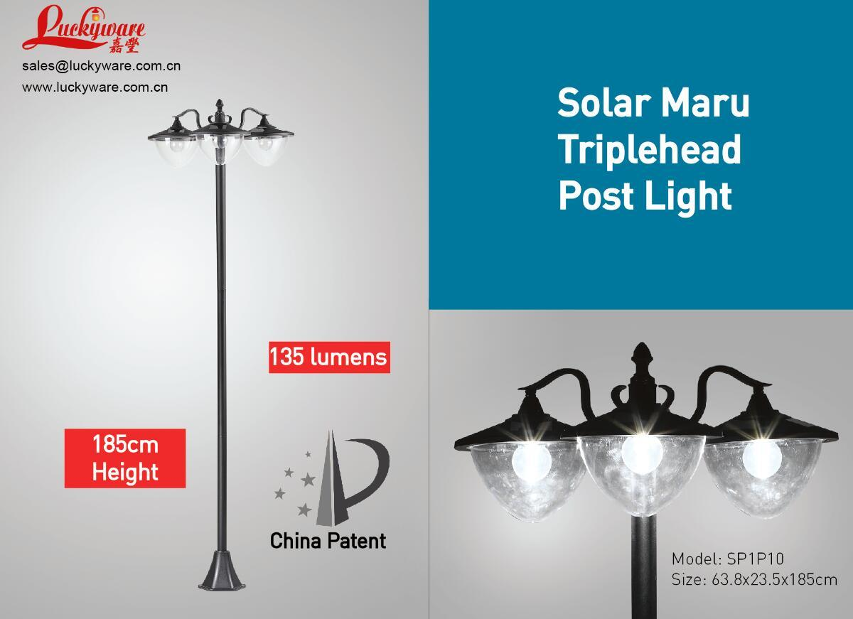 Solar Maru Post Light-Sp1p08