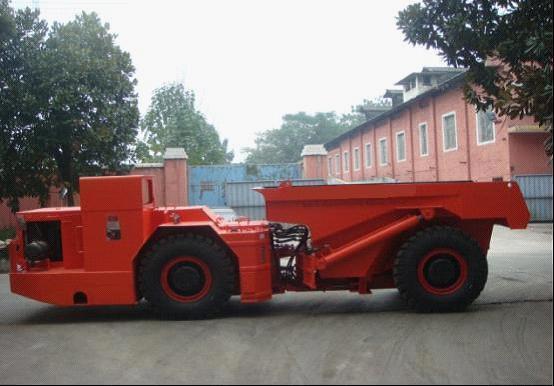 Underground Mining Truck 10 Tons