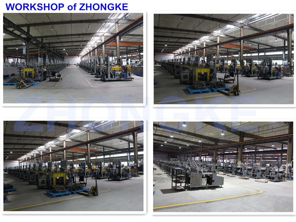 Gift/ Mobile/Cellphone Box Machine Line (ZK-660ANP)