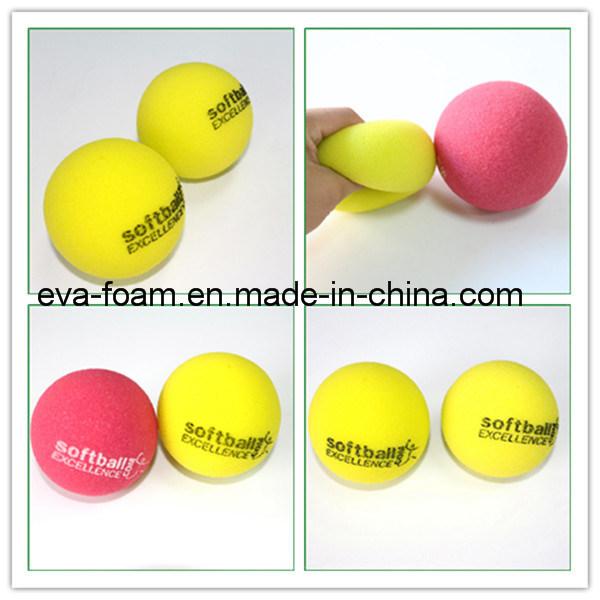 Colorful Soft Feeling Light Weight Magic Red Foam Sponge Ball Trick