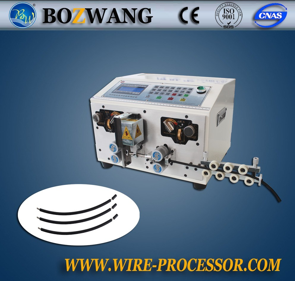 Bw-882D / Computerized Wire Stripping Machine (Double Wire)