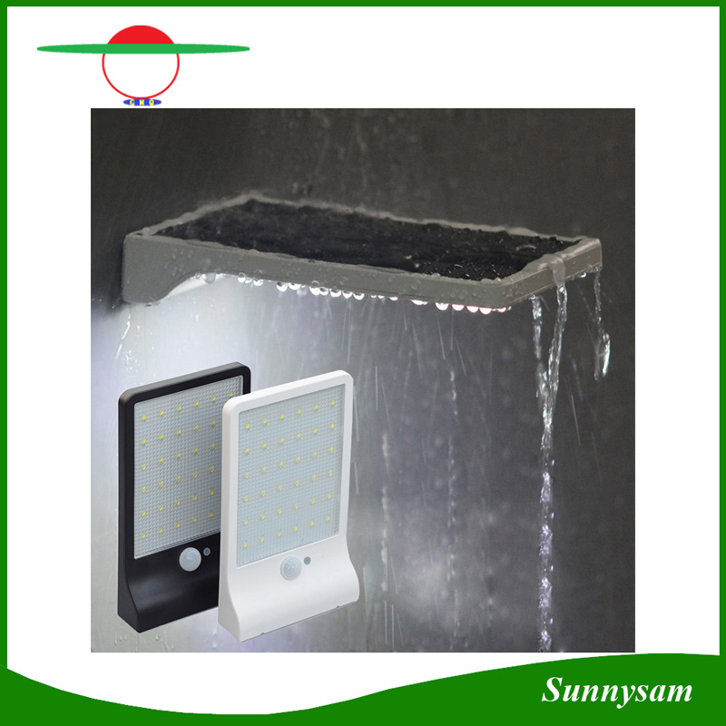 3.5W Ultrathin 36 LED Outdoor Solar Garden Street Lights Wall Mounted Security Solar Lamp with Motion Sensor