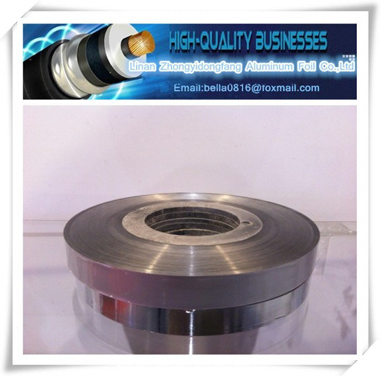 Aluminium Foil Tape for Coaxial Cable
