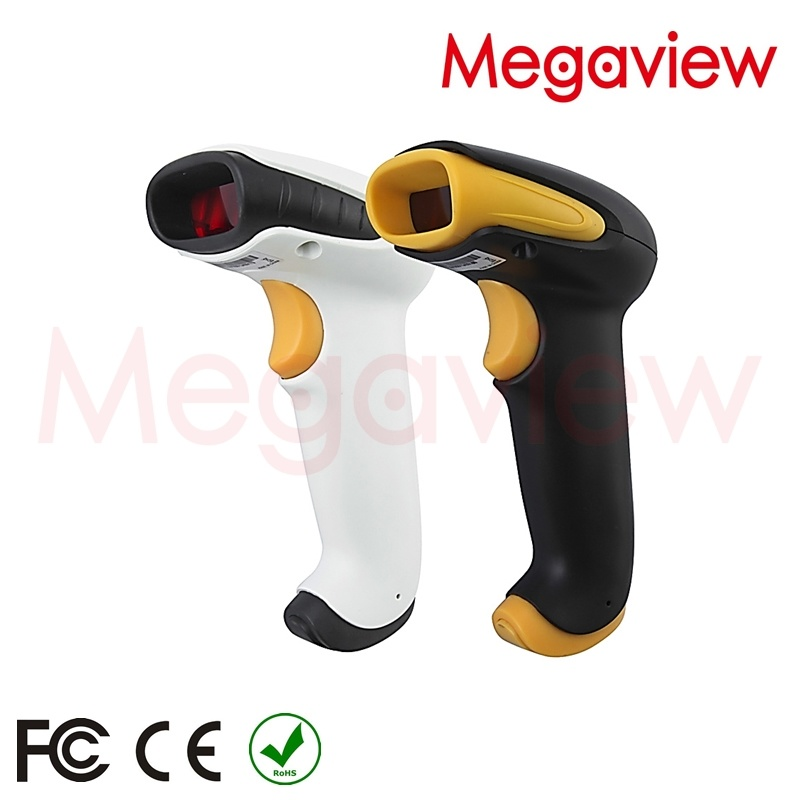 1.5 Meter Drop Tested Rugged Wired 1d Laser Barcode Scanner with Optional RS232 Cable (MG-BS2240)