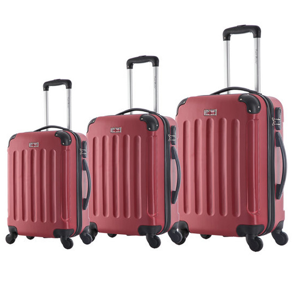 Hot Style ABS Luggage Bags for Travel and Business