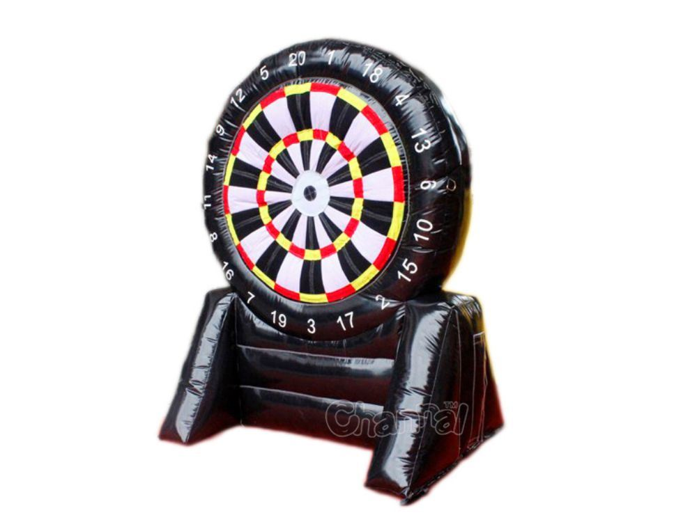 Giant Velcro Inflatable Soccer Dart Board Chsp521