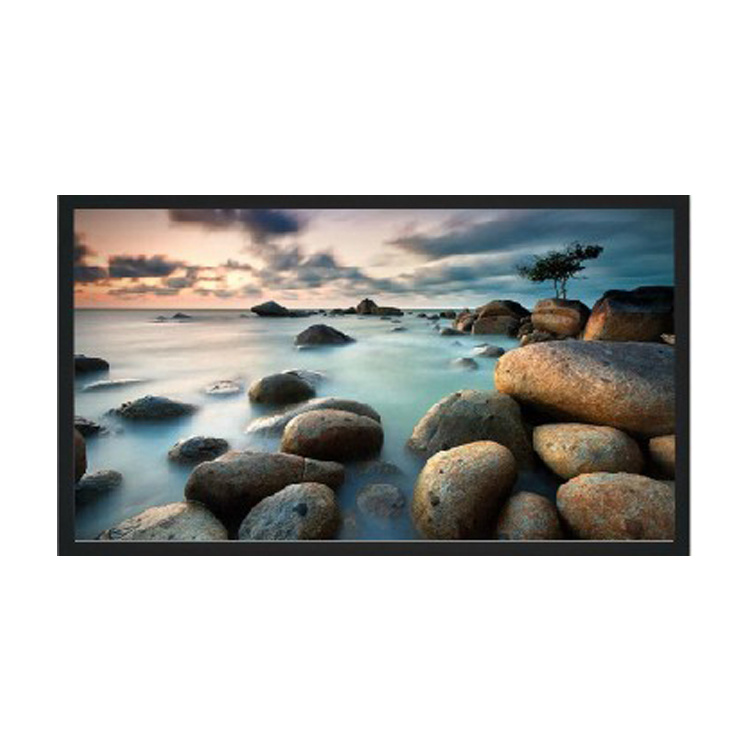 84 Inch 4: 3 Frame Projection Screen with High Quality
