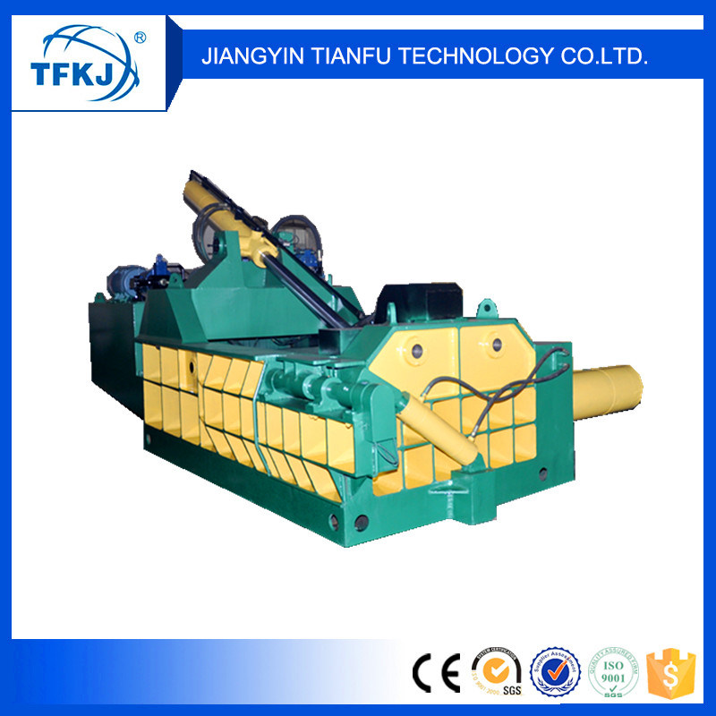 Y81t-1600 Factory Price Push out Type Scrap Metal Iron Aluminum Tire Wire Recycling Machine (CE High Quality)