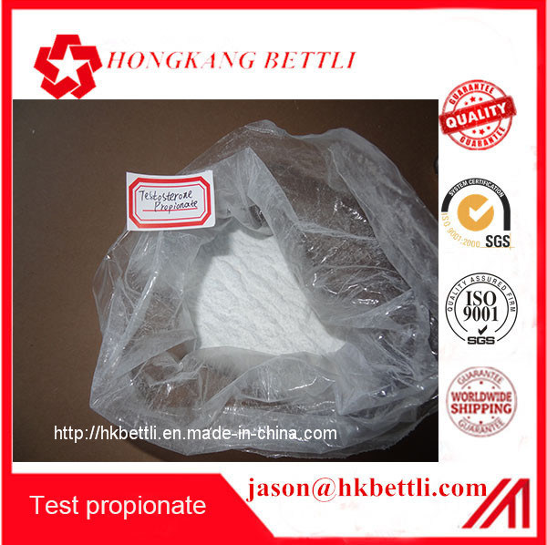 Muscle Gain Anabolic Steroids Testosterone Propionate Powder 99.5% Test P